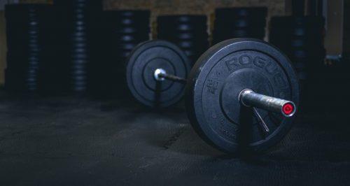 Gewichtheben - Langhantel