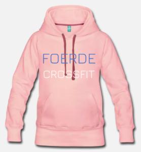 Shirts und Jacken im FOERDE CROSSFIT Design